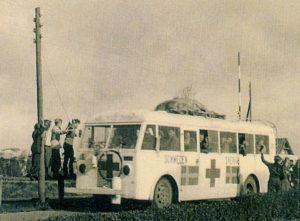 Hvide busser