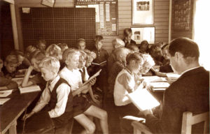 vanloese-skole-1945-brun